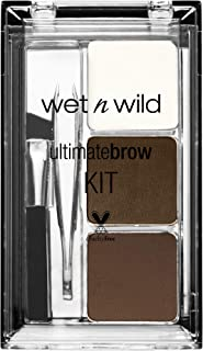 wet n wild Ultimate Brow Kit, Dark Brown