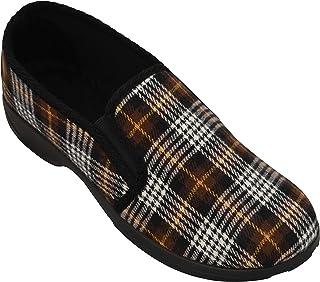 BeComfy - Calzado de Invierno - de Lana - Fieltro - Zapatillas de Estar por casa de Fieltro para Hombre Muchos Colores (42...