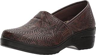 حذاء ليندي هيلث كير الاحترافي للنساء من إيزي وركس, (براون تول), 39 EU X-Wide