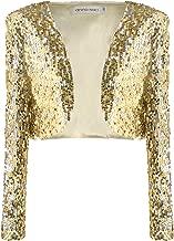 Best gold glitter blazer Reviews