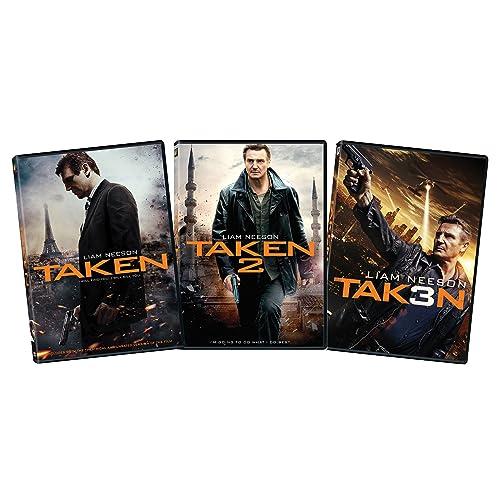 Taken Trilogy: Amazon com