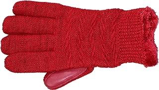Isotoner Signature Women's smartDRI Solid Textured Ski Gloves