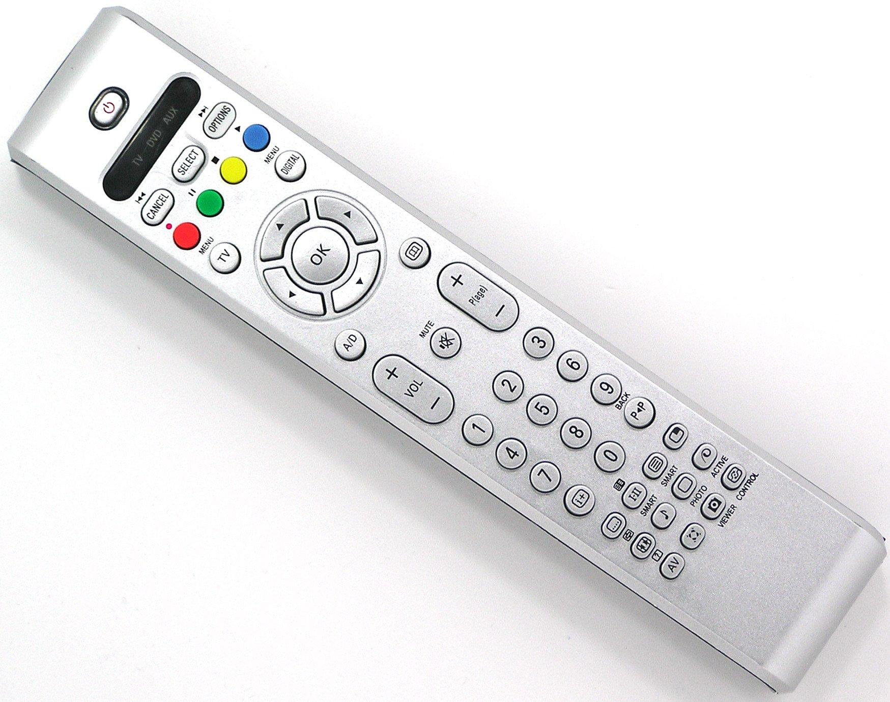 Mando a distancia de repuesto para Philips RC4347/01 televisor TV Remote Control/Nuevo: Amazon.es: Electrónica