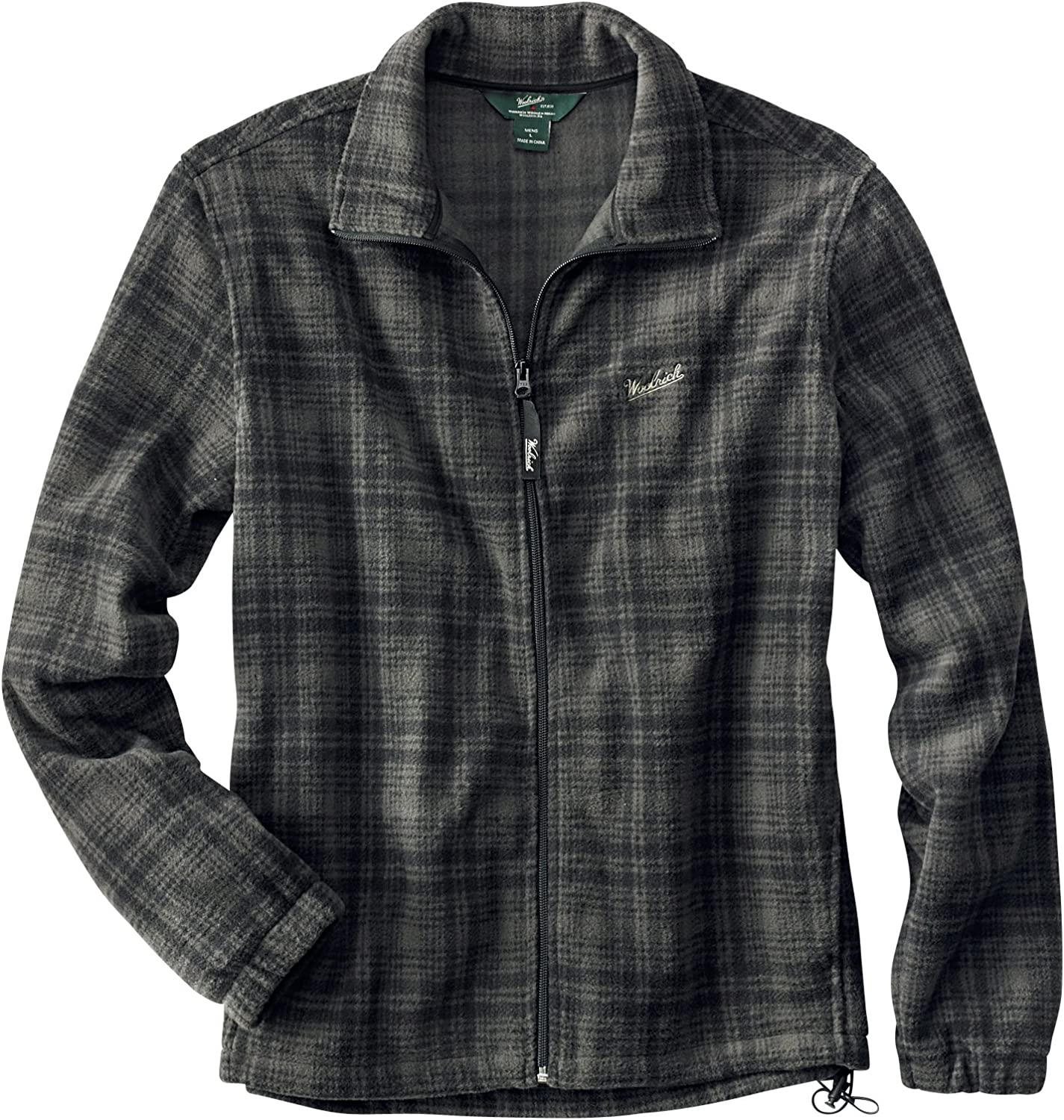 Woolrich Men's Andes Popular shop is the lowest price challenge Fleece Printed Jacket Max 44% OFF