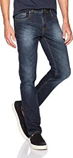 Men's Slim-Fit Stretch Jean Men's Relaxed-Fit 5-Pocket Jean Men's Regular-Fit 5-Pocket Jean Men's Athletic-Fit Stretch Jean Men's Straight