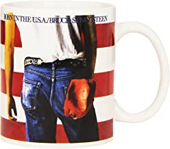 Rock Off Bruce Springsteen Born In The USA Ceramic Coffee Mug (ro)