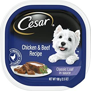 CESAR Classic Chicken Recipe 3 5 oz
