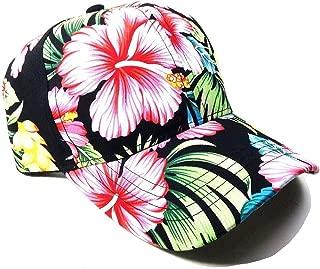 Floral Print Sublimated Dad Hat