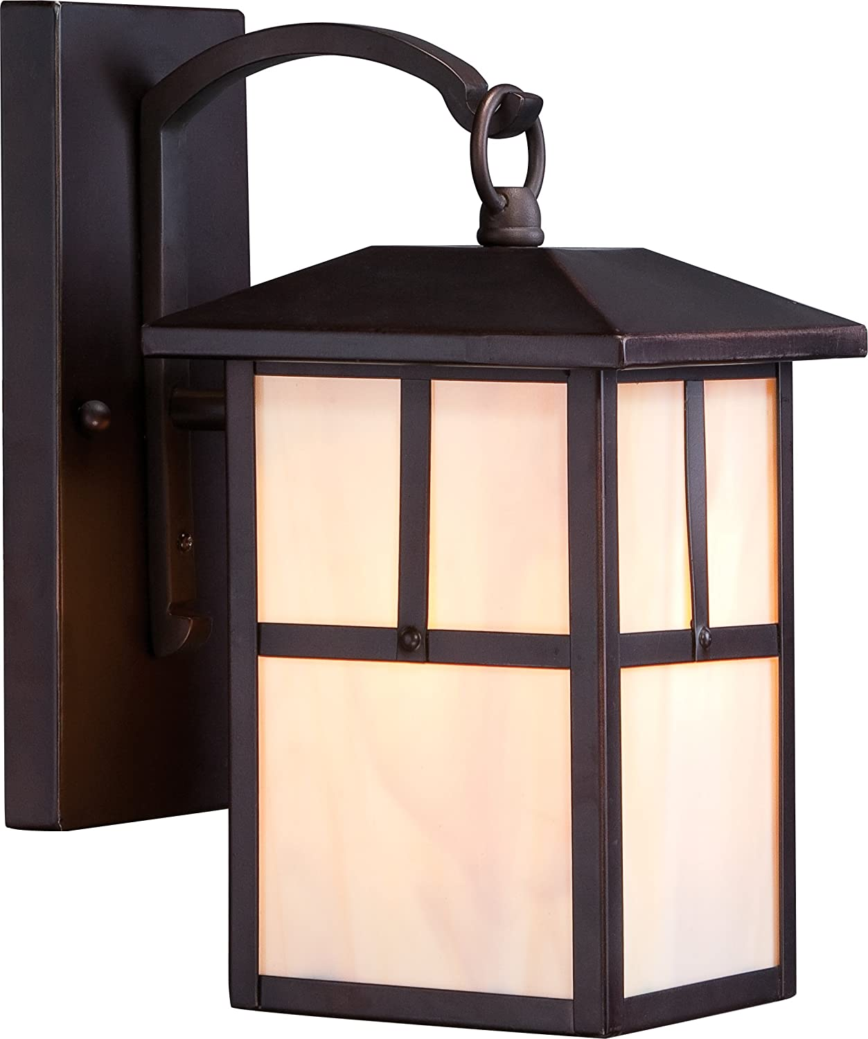 Nuvo Lighting 60 Al New life sold out. 5671 Tanner Small Light One 60-wat Lantern Wall