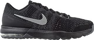 Men's Nike Air Max Typha Training Shoe (Black/Metallic Silver, 7.5)