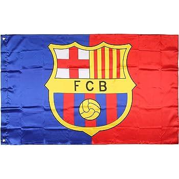 Amazon Com Wincraft Fc Barcelona 3x5 Flag International Soccer Banner Garden Outdoor