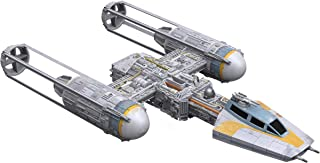 Hallmark Keepsake Christmas Ornament 2019 Year Dated Star Wars Y-Wing Starfighter with Light and Sound