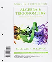 Algebra and Trigonometry Enhanced with Graphing Utilities, Books a la Carte Edition Plus NEW MyLab Math -- 24-Month Access Card Package (7th Edition)