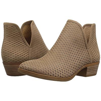 Lucky Brand Baley (Sesame Nubuck Leather) Women