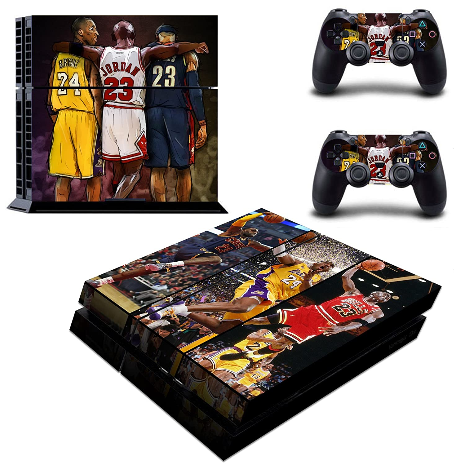 Vanknight Colorado Springs Mall Opening large release sale Vinyl Decal Skin Stickers Playstaion PS4 for Controlle
