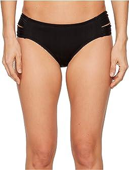 Athena - Fine Line Double Side Tab Hipster Bikini Bottom