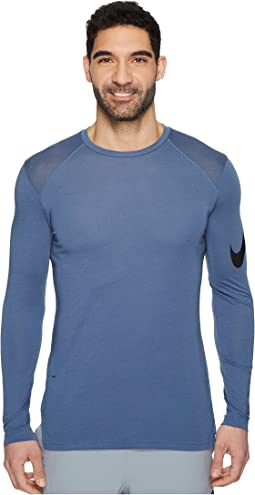 Breathe Elite Basketball Long Sleeve Top