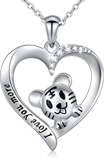 S925 Sterling Silver Cat Kitty Ring Necklace Anklet for Women