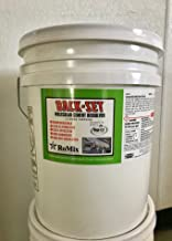 backset concrete remover