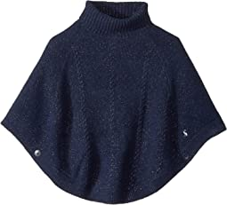 Chenille Poncho (Toddler/Little Kids/Big Kids)