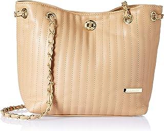 Flavia Women's Handbag (Brown)