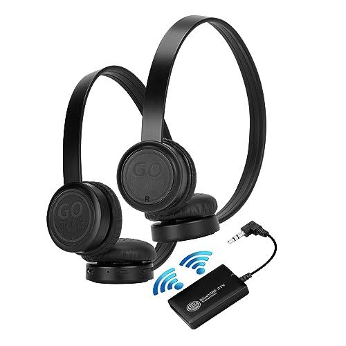 Tv Pair Bluetooth Headphones Amazon Com