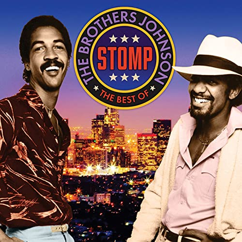 Stomp: The Very Best Of by The Brothers Johnson on Amazon Music -  Amazon.co.uk