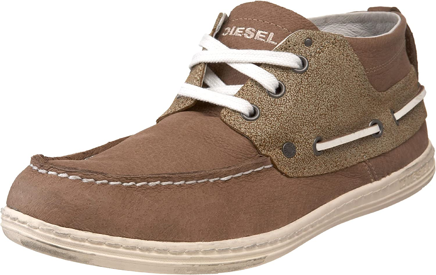 Diesel Men's Yell Out Joy-Mid-Oxford
