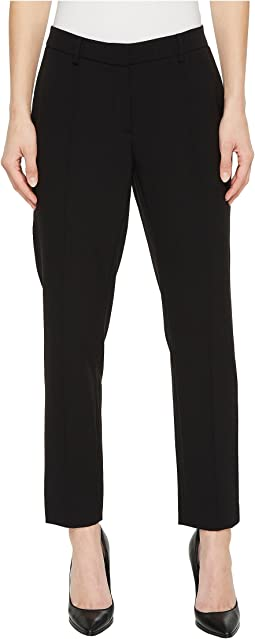 Pintuck Ankle Pants