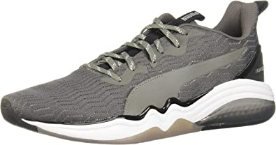 PUMA Mens LQDCELL Tension Rave Training Casual Shoe