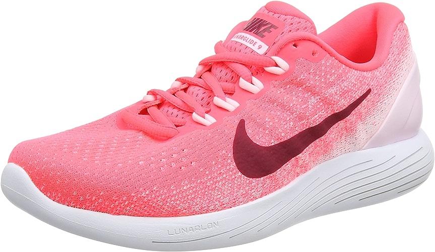 Nike WMNS Lunarglide 9, Chaussures de Running Femme