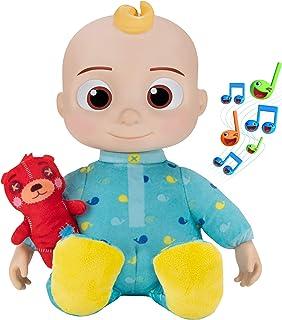 COCOMELON JJ bedtime plush singing doll