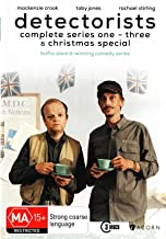 Detectorists Series 1, 2 & 3   Plus Christmas Special   NON-USA Format   PAL   Region 4 Import - Australia