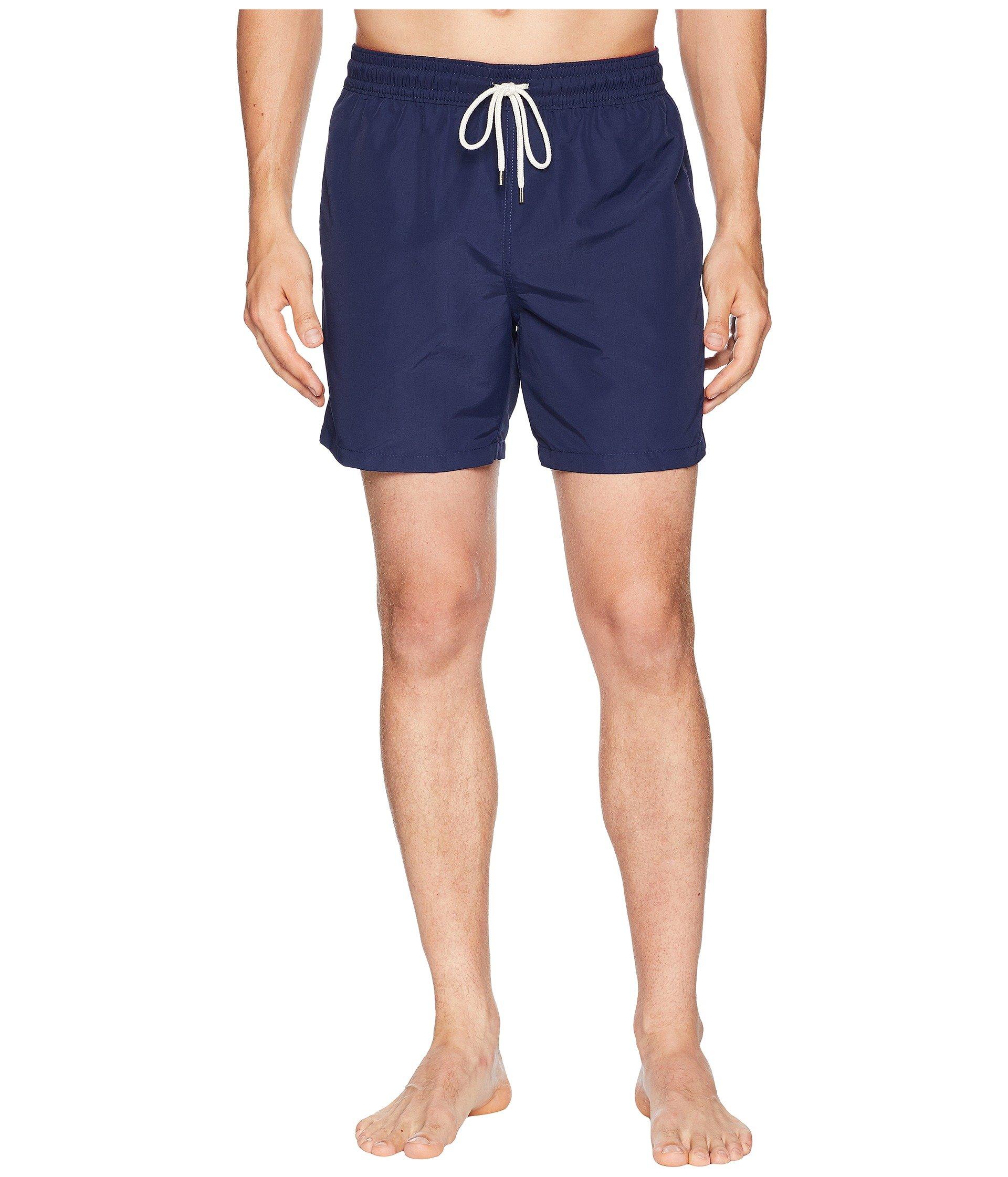 Newport Traveler Lauren Ralph Navy Polo Swim Shorts wEXAwqg