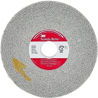 12000 RPM 70 Units Non-Woven Finishing Disc 2 in Disc Dia Aluminum Oxide