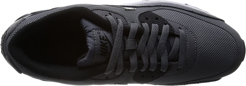 Nike Air Max 90, Scarpe da Ginnastica Donna Pure Platinum Dark Grey Lt Magnet Grey Hyper Jade