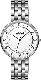 Unlisted by Kenneth Cole Autumn-Winter 20 Analog White Dial Men's Watch-UL51157005