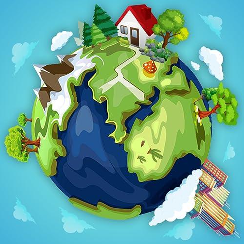 Planet Evolution - Save Planet Galaxy