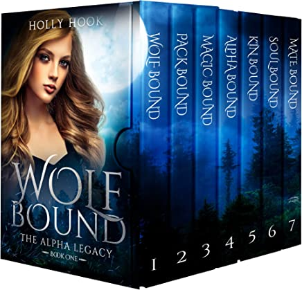 The Alpha Legacy Boxed Set (Books 1-7)