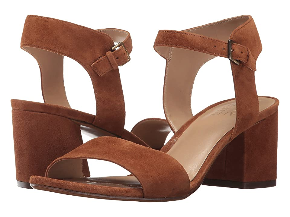 Naturalizer Caitlyn (Whiskey Suede) Women