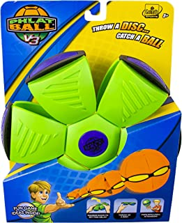 large phlat ball