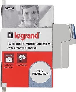 Legrand LEG92766 - Protector contra sobretensiones (para protección del hogar)