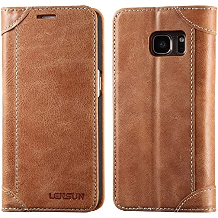 Lensun Samsung Galaxy S7 Hülle Handyhülle Handytasche Elektronik