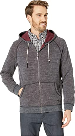 Flip Street Hooded Full Zip Jacket