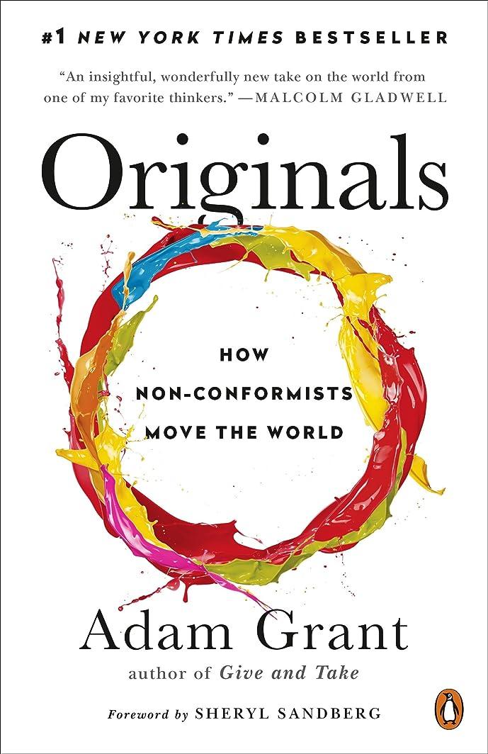 ハイランド等ナチュラOriginals: How Non-Conformists Move the World (English Edition)