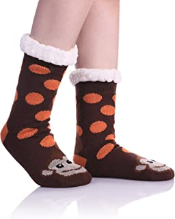 monkey sock slippers for adults