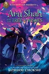Aru Shah and the Tree of Wishes (Pandava Series Book 3) Kindle Edition