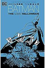 Batman: The Long Halloween Kindle Edition
