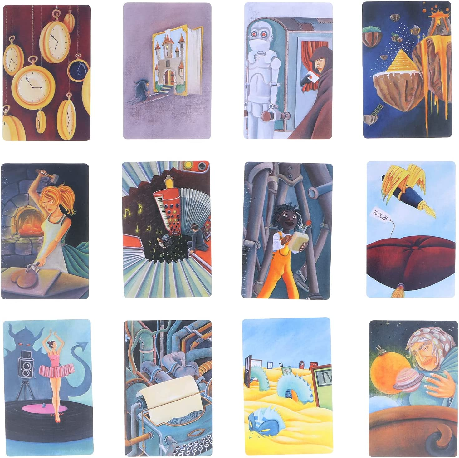 service HAOX Tarot Cards Set Games Party Fees free Card