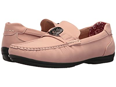 Stacy Adams Cyrus Slip On Casual Loafer (Misty Rose) Men